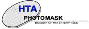 HTA Photomask logo
