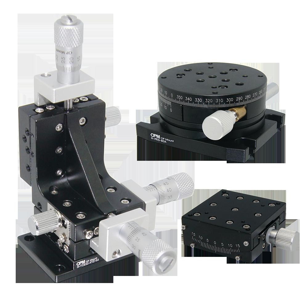 image for Optomechanics product category