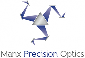 Manx Precision Optics logo