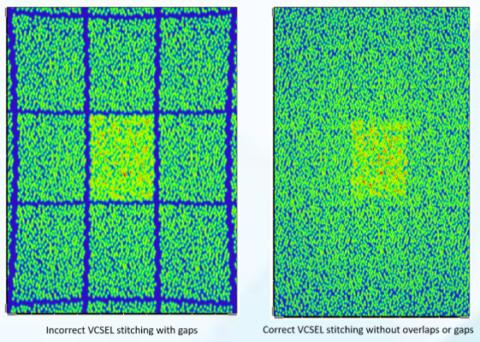 Using Multispot DOE to Replicate VCSEL Patterns