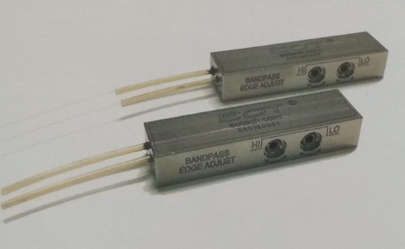 High Power Tunable Bandpass Filters image