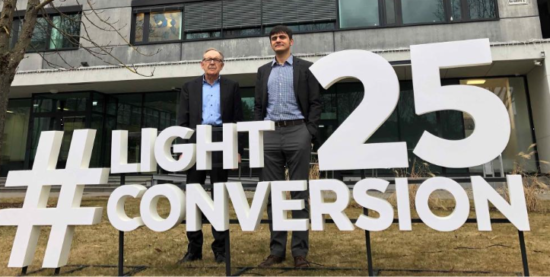 New CEO for Light Conversion image
