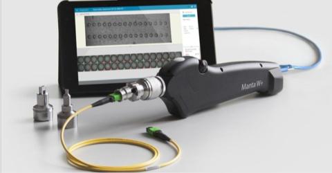 MPO Inspection Microscope image