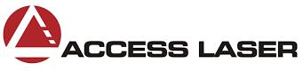Access Laser logo