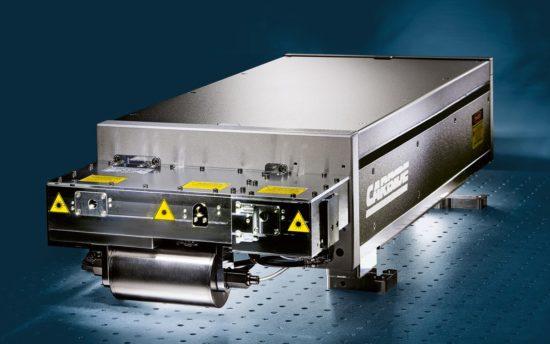 Carbide laser photo