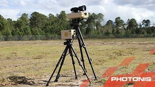 Photonis / CILAS plug-and-play laser/night vision solutions image