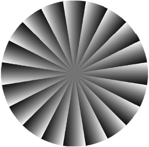 M2 Laser Transformation in Polar Coordinates image