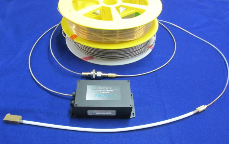 Fiber optic cables for vacuum with high magnetic field photo