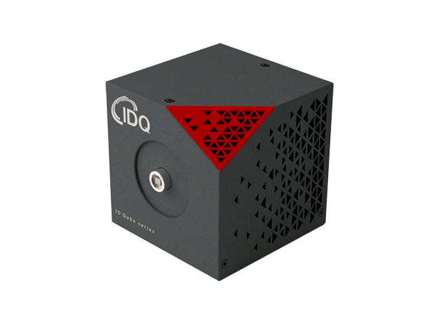 ID qube single photon detector photo