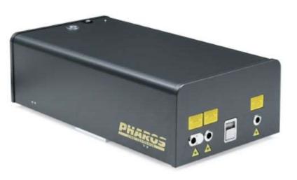 PHAROS laser image