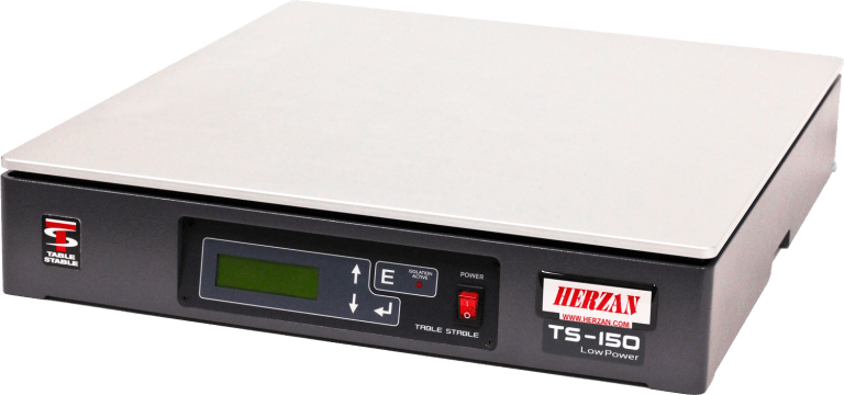 TS-150 active vibration control table photo