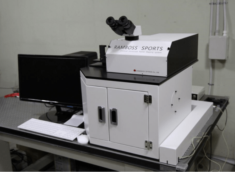 Rambos-Sports Confocal Microscope Raman Mapping System photo