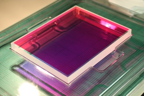 High power laser optics photo