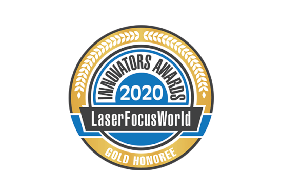 Laser Focus World Innovators Award image