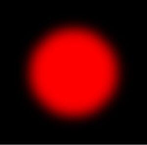 Laser beam shaper image