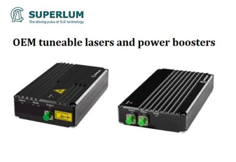 Tunable lasers and power boosters photo