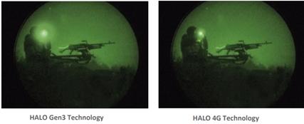 4G-Gen 3 Halo Comparison photo