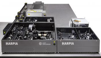 HARPIA spectroscopy system photo