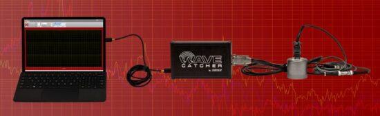 Optimizing performance of WaveCatcher photo