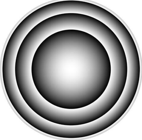 Diffractive optic lens image