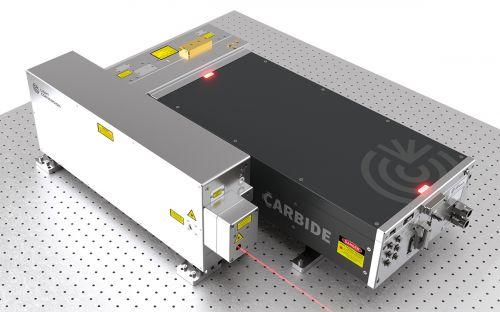 CRONUS 3P laser source photo