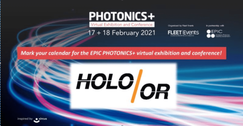 Image for PHOTONICS+ Virtual Exhibition and Conference