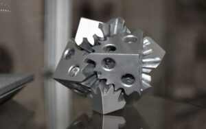 Photo of light shaping diffusers in additive manufacturing