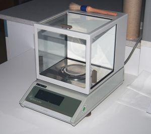 Photo of calibration of microbalances