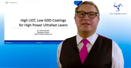 Photo for Coatings for High Power Ultrafast Lasers